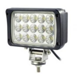 250245 - Feu de travail - Rectangle 15 leds
