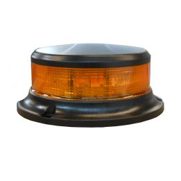 Gyrophare leds orange extra plat
