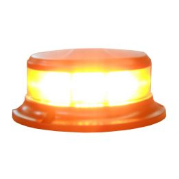 Gyrophare leds orange extra plat 2