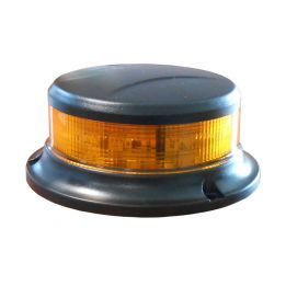 Gyrophare leds orange extra plat 3