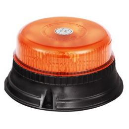 gyrophare led orange 70mm