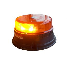 gyrophare led orange base